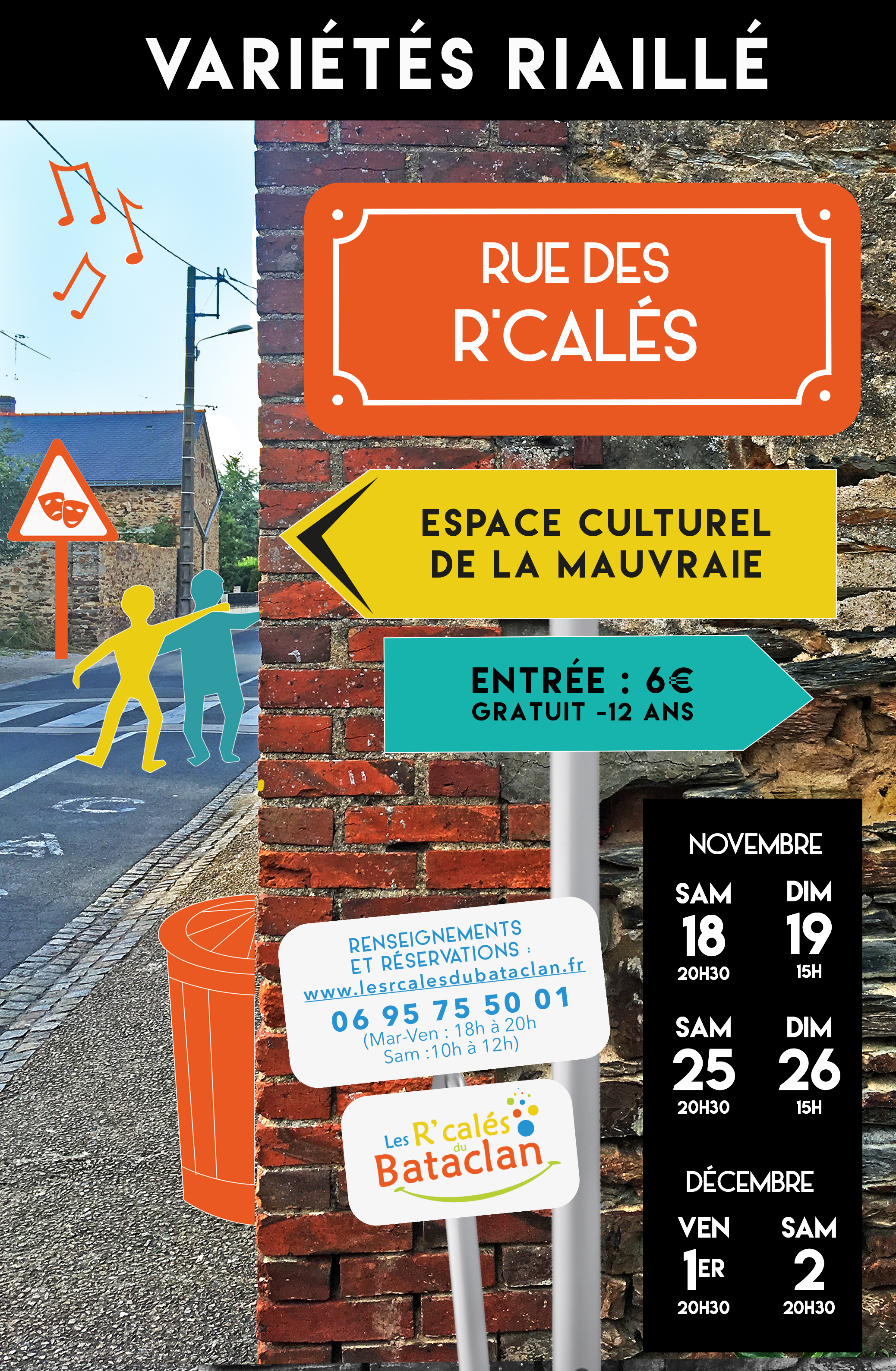 affiche rcales 2017